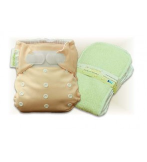 Creampuff Cloth Diaper